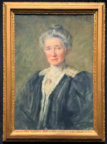 Henry Wright Kerr Exceptional Watercolour Portrait Painting (1 of 10)
