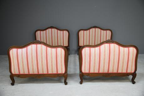 Pair of French Single Beds (1 of 13)