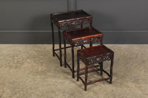 Chinese Nest of 3 Tables (1 of 21)