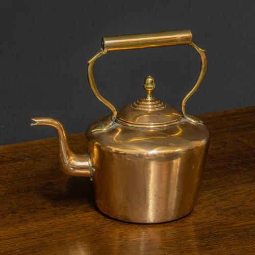 Victorian Copper Kettle (1 of 6)