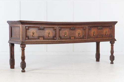 Late 17th Century Oak Dresser Base (1 of 10)
