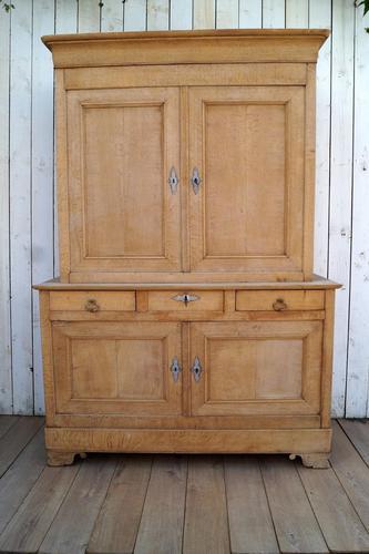 Bleached Oak Cupboard (1 of 16)