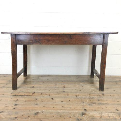 18th Century Oak Farmhouse Table (1 of 8)