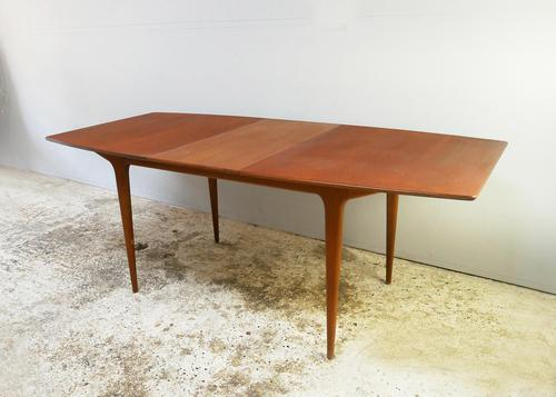 1970's Extending Dining Table by Mcintosh (1 of 6)