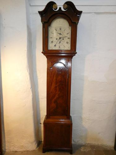 Scottish Longcase Clock  G. Lawrence Keith (1 of 11)