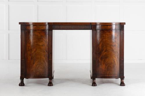 Regency Mahogany Sideboard / Serving Table by 'Wilkinson - London' (1 of 12)