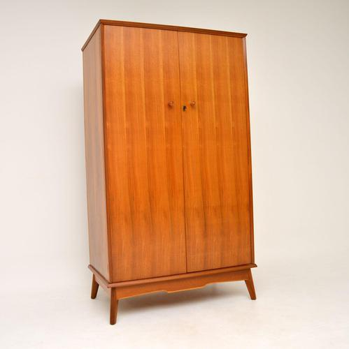 1960's Vintage Walnut Wardrobe by Alfred Cox (1 of 11)