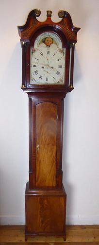 Scottish Longcase Clock by John Smith Pittenweem (1 of 16)