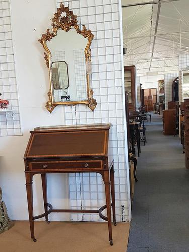 Edwardian Writing Desk (1 of 7)