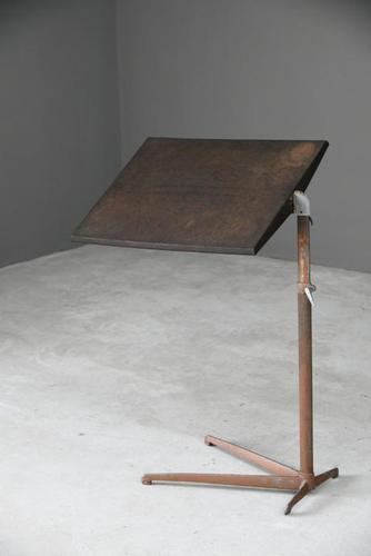 1930s Adjustable Bakelite Side Table (1 of 12)