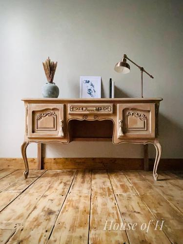 French Antique Style Desk / Dressing Table (1 of 6)