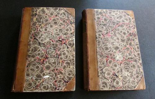 1865 Narrative of A Year's Journey Through Central & Eastern Arabia '1862-1863 'by  W. Palgrave.  1st Edition 2 Volume Set (1 of 5)