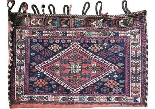 Vintage Shahsavan Bag (1 of 6)
