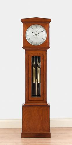 James Macfarlane of Edinburgh Longcase / Grandfather Clock c.1865 (1 of 12)