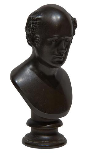 Early 19th Century Bronze Bust (1 of 7)