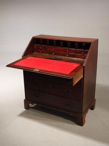 A George III Period Bureau (1 of 4)