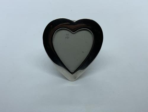 Silver Heart Shaped Frame (1 of 8)