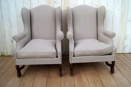 Pair of  Armchairs (1 of 9)