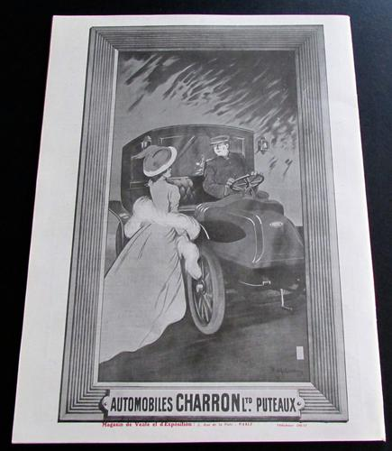 1911 Figaro Illustre French Journal  Les Gobelins with Poster Sized  Colour Prints (1 of 4)