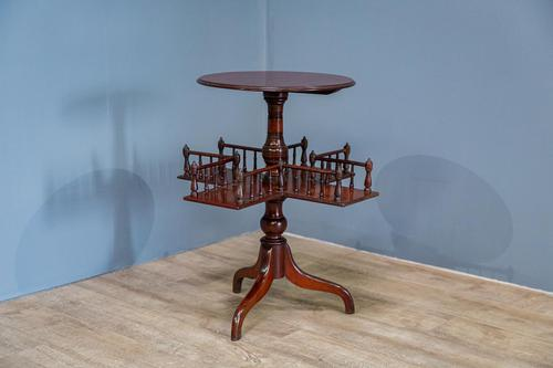 Mahogany Occasional Table (1 of 5)