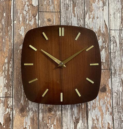 1970's Weimar Wall Clock (1 of 7)