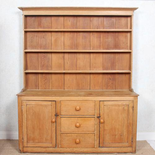 Pine Dresser 19th Century Welsh Kitchen (1 of 12)