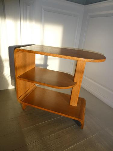 Neat Art Deco End Table (1 of 8)