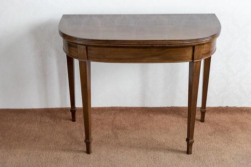 George III Tea Table (1 of 7)