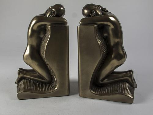 Solitude Bookends by Oliver Tupton (1 of 5)