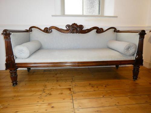 English Regency Sofa (1 of 13)