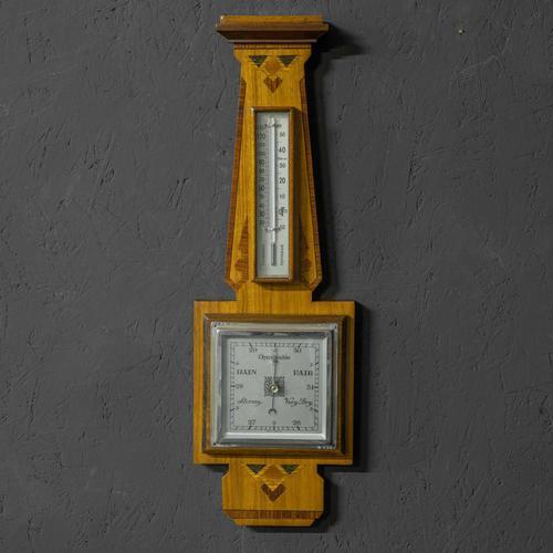 Art Deco Barometer (1 of 7)