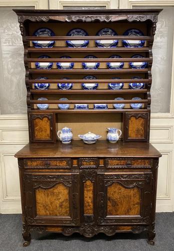 Wonderful 18th Century French Dresser (1 of 25)