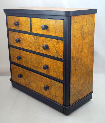 Victorian Chest With Maps (1 of 12)