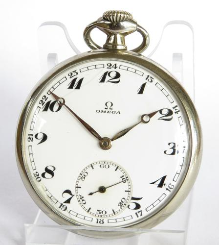 1932 Omega Pocket Watch (1 of 5)
