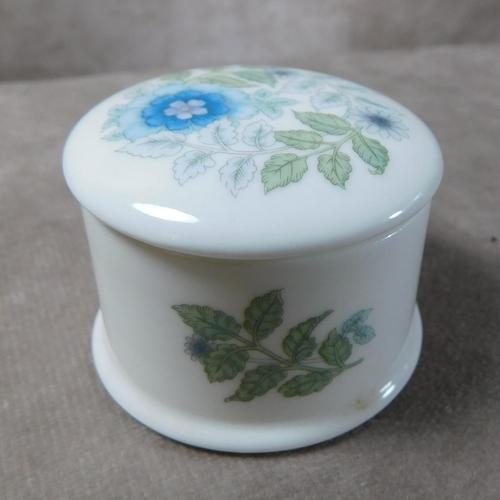"Wedgwood ""Clementine"" Pill Box (1 of 5)"