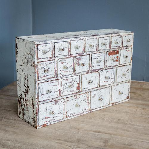 Painted Vintage Chest of Drawers (1 of 8)
