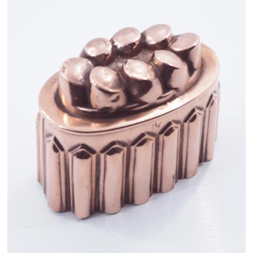 19th Century Copper Jelly Mould (1 of 5)