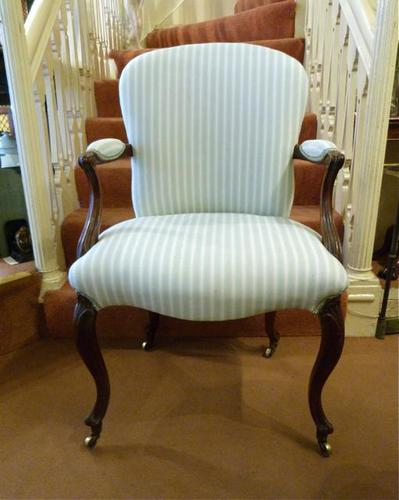 Hepplewhite Drawing Room Chair (1 of 4)