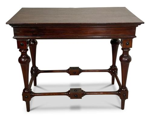 Pitch Pine Aesthetic Movement Table (1 of 5)