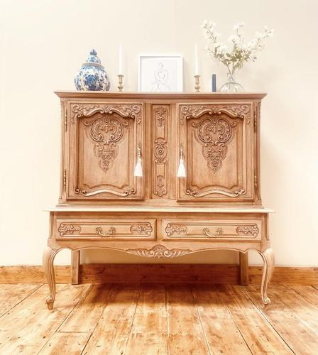 French Vintage Cabinet / Sideboard / Antique Sideboard / Rococo Sideboard (1 of 12)