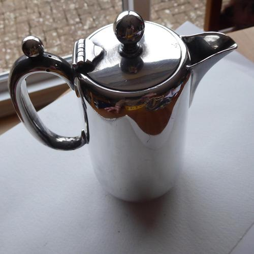 Silver Plated Coffee Pot (1 of 10)