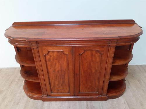Victorian Mahogany Cupboard by Howard & Sons (1 of 7)
