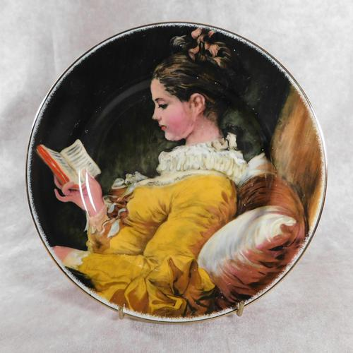Fenton China Collectors Plate (1 of 2)