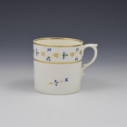 Bloor Derby Porcelain Coffee Can c.1820 (1 of 8)