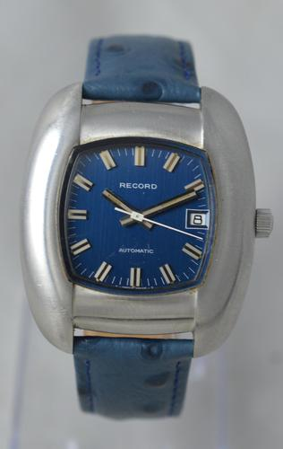 1970s Record Automatic Wristwacth (1 of 6)