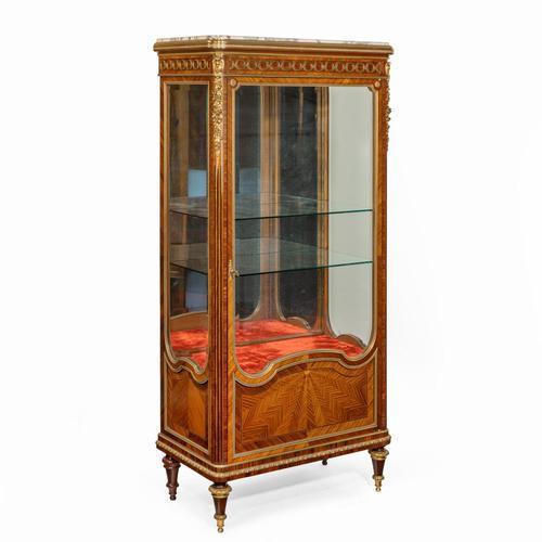 Kingwood Display Cabinet by Haentges Frères (1 of 8)