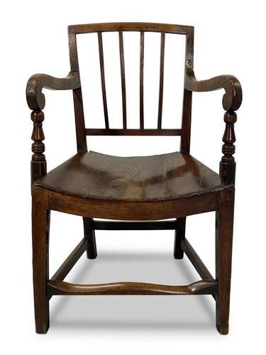 Elm Carver Chair (1 of 4)