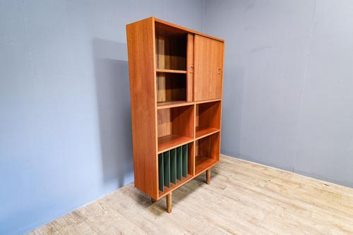 Mid Century Teak Bookcase (1 of 6)