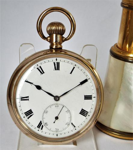 Antique 1920s Swiss Pocket Watch (1 of 5)