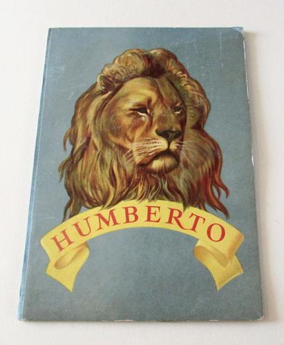 1950 Humberto by Voitech Kubasta, Pop up Circus Book (1 of 4)